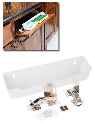 "11"" Wide Sink Tip-Out Tray Pack"